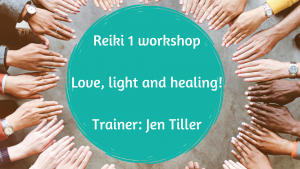 Reiki 1 workshop